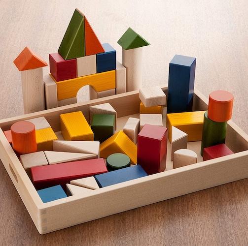 知育玩具としても