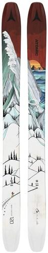 ■オールマウンテンスキー(バックカントリースキー)|深雪に対応できる