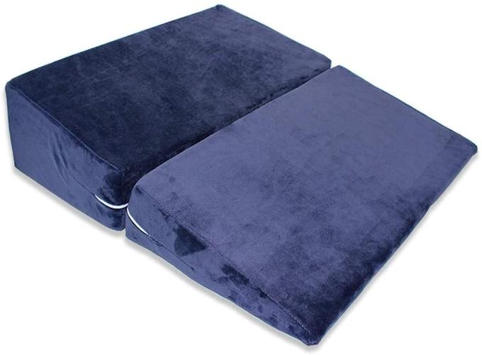 傾斜型|膝の負担を軽減、睡眠時も使いやすい