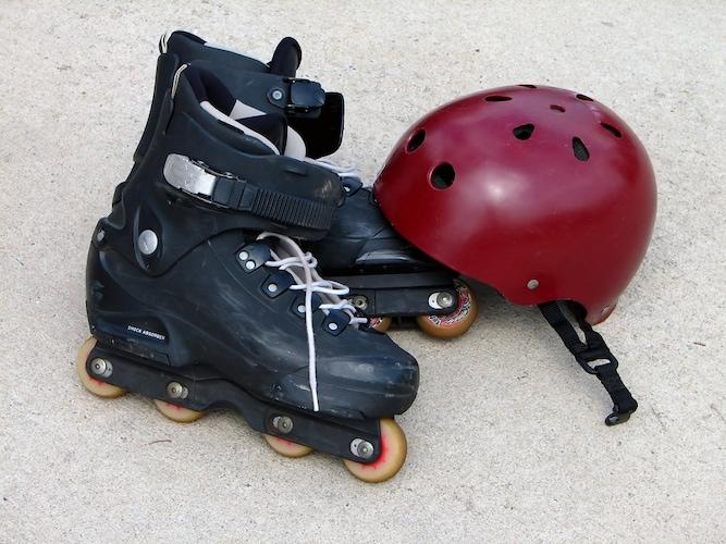 プロテクター|ヘルメットと合わせて用意しよう