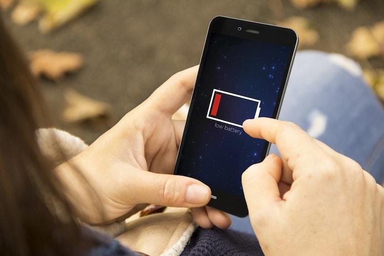 バッテリー容量 長時間の利用に必要