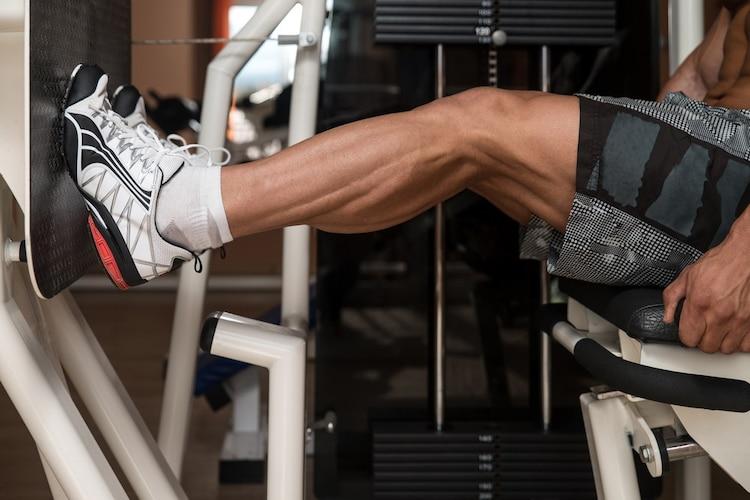 1.下半身からお尻にかけての筋力強化につながる