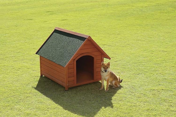サイズ 愛犬が中でくるっと一回転できる大きさがベスト!