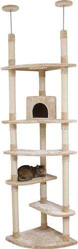 突っ張り型|猫の本能を満たす高さで思う存分動ける