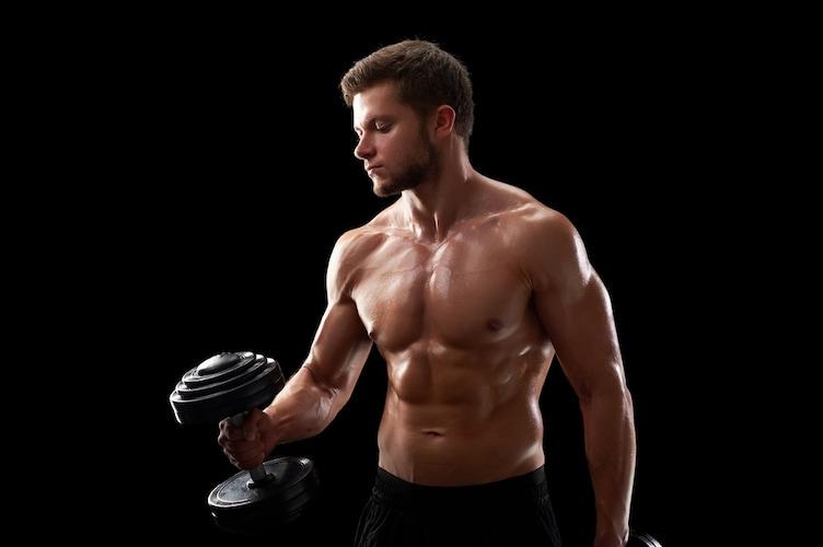 腹筋に効果的なトレーニング