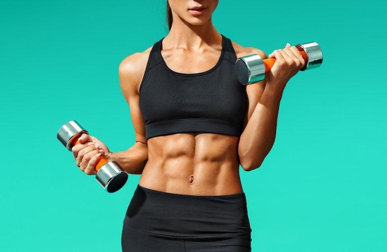 上腕三頭筋に効果的なトレーニング