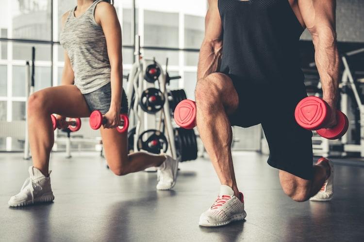 大腿四頭筋に効果的なトレーニング