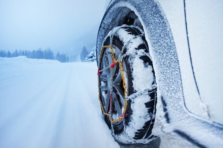 タイヤチェーンとは~凍結路など冬道の快適な運転をサポート~