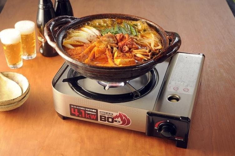 連続燃焼時間|長時間料理に対応できる、長めのものが便利