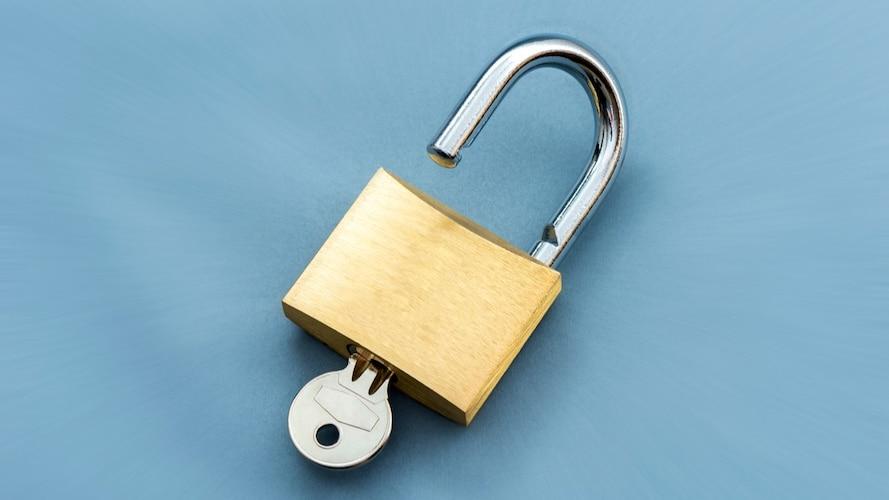 施錠方法|ダイアル式は扱いやすく、南京錠式は鍵の紛失や破損に注意