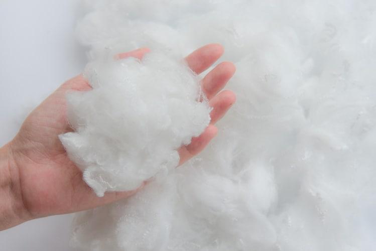 ▼ポリエステル綿