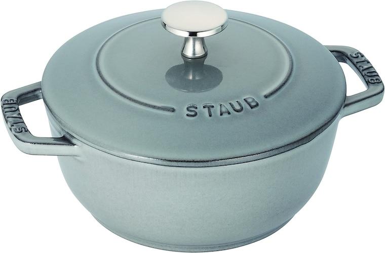 蓋付き|蒸し料理などに便利、好みに合わせて選んで