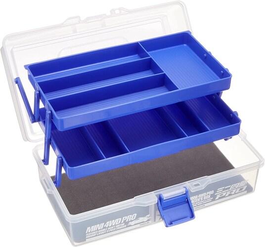 ミニ四駆の専用ボックスや工具について