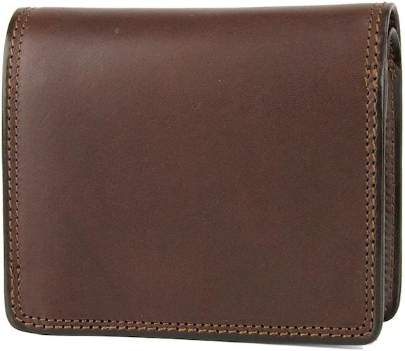 素材 メンズ財布は革(レザー)製が主流!
