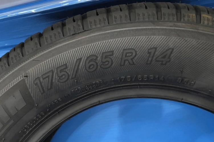 タイヤサイズの選び方