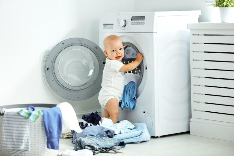 洗濯機|対応商品ならお手入れも簡単!いつでも清潔に使える
