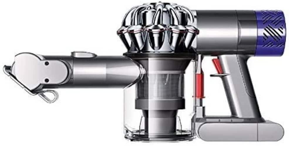 ダイソン|世界初・サイクロン掃除機を開発