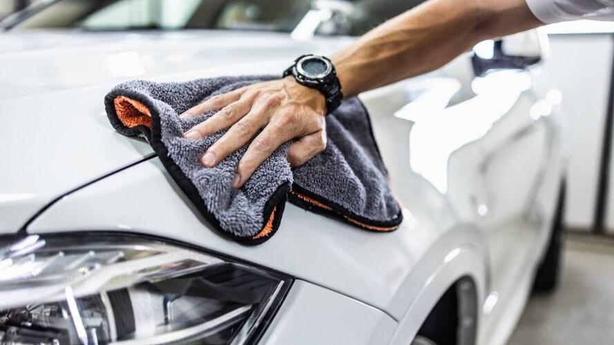 車用の掃除道具もチェック!
