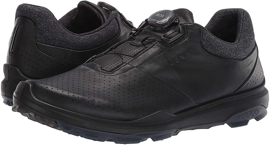 靴紐の締め方 ダイヤル式が便利で使いやすい
