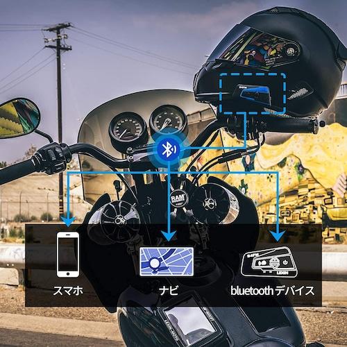 機能 スマホにワイヤレス接続可能なBluetooth付きに注目!