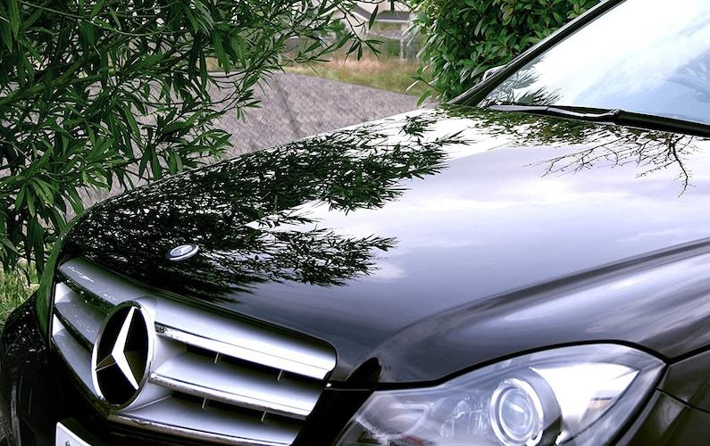 色 自分の車のボディーに合わせると◎