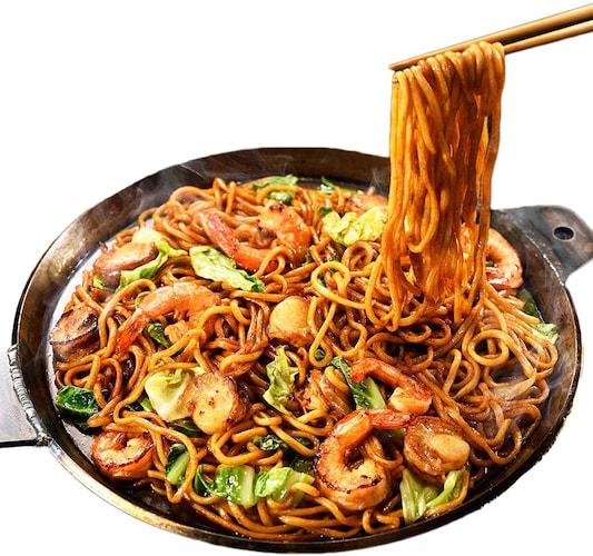 太麺|モチモチ食感を楽しみたいなら