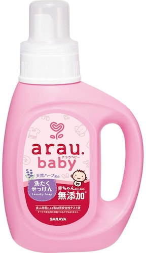 敏感肌の方や新生児におすすめの洗剤・柔軟剤