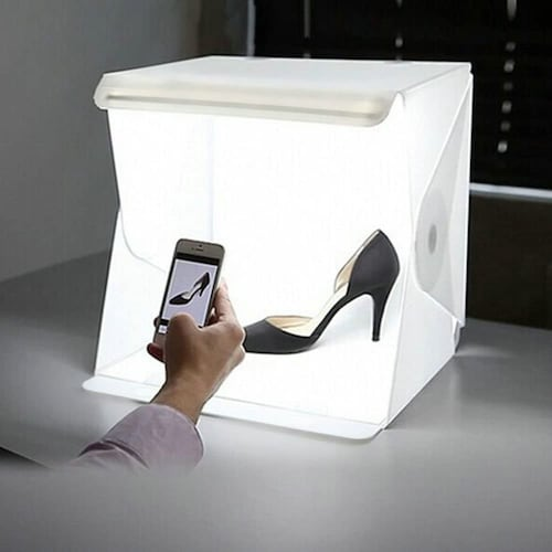 撮影ボックスの効果的な使い方は?