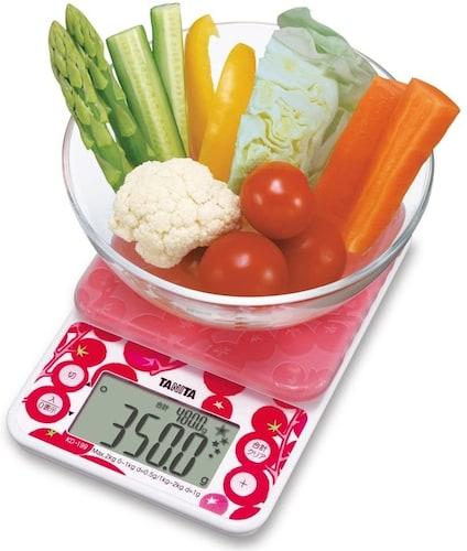最大計量 基本的には1kg~2kgでOK、作り置きには3kg以上も