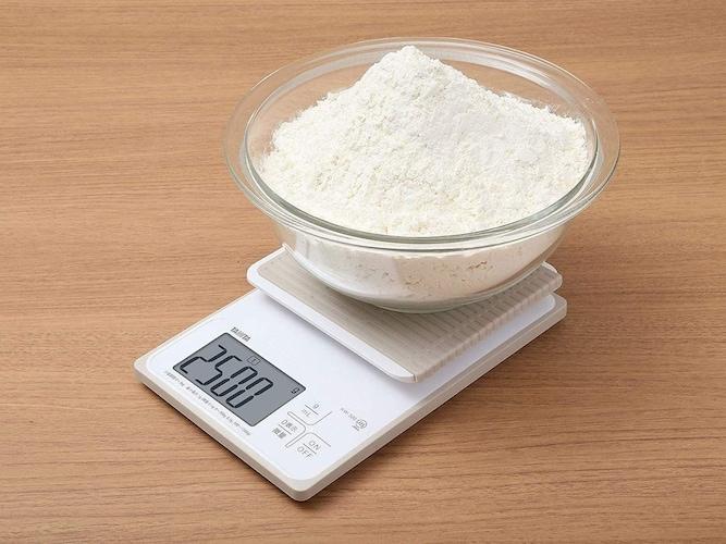 最小計量 お菓子・パン作りなら0.1gから計量できるものを