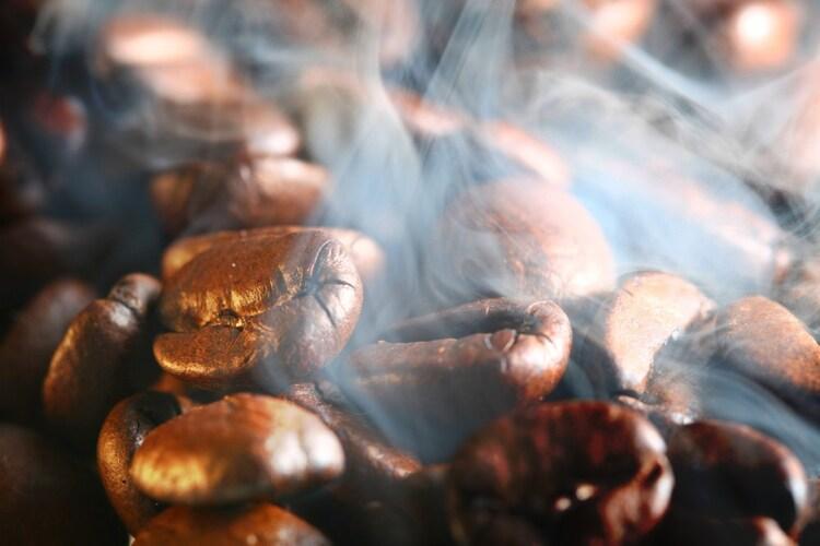 焙煎方法 「直火」「半熱風」「熱風」の3つ