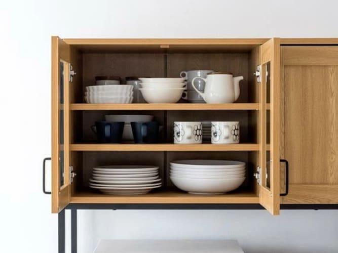 収納量(内寸)|調理家電のサイズ、食器の大きさや量をチェック