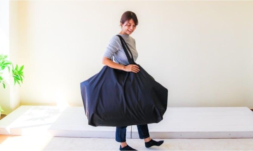 サイズ|布団以外も入れるなら大きめサイズを