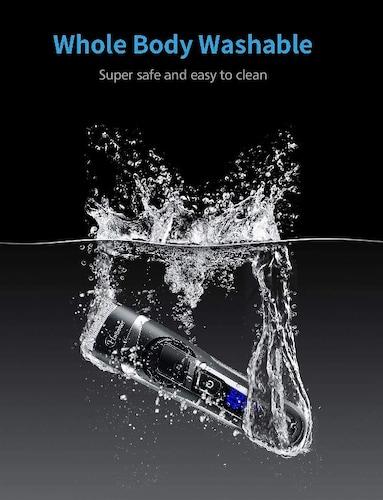 防水機能|お風呂で使用でき、水洗い可能なモデルが便利