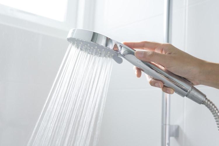 水圧 少ない水で高水圧なものが◎