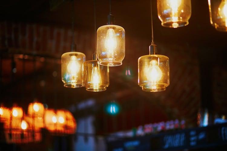 間接照明の作り方