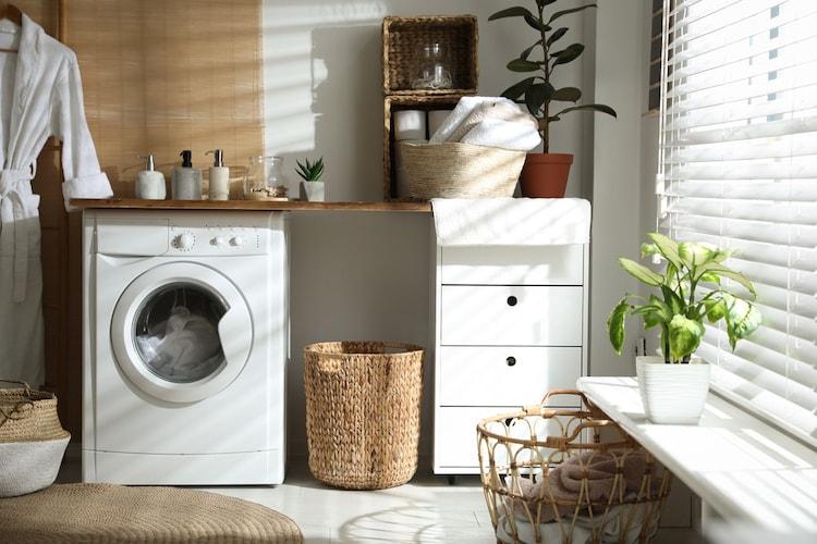 洗濯方法|丸ごと洗えるものならお手入れ簡単