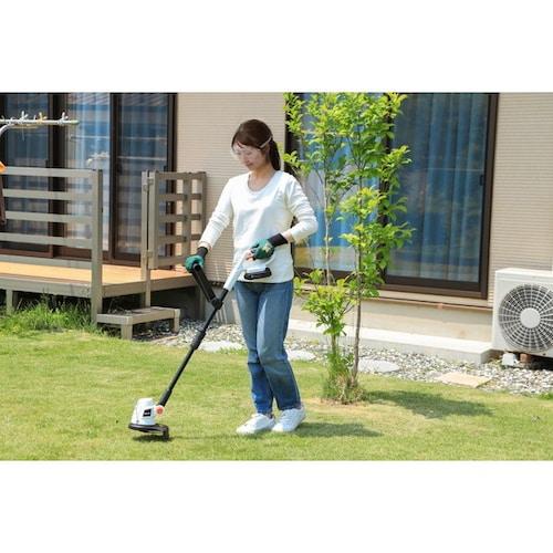 刈り幅|30~40cm程度が作業効率UPの目安に