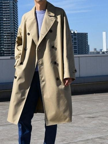 ・オーバーサイズでゆったり着こなす「韓国風スタイル」