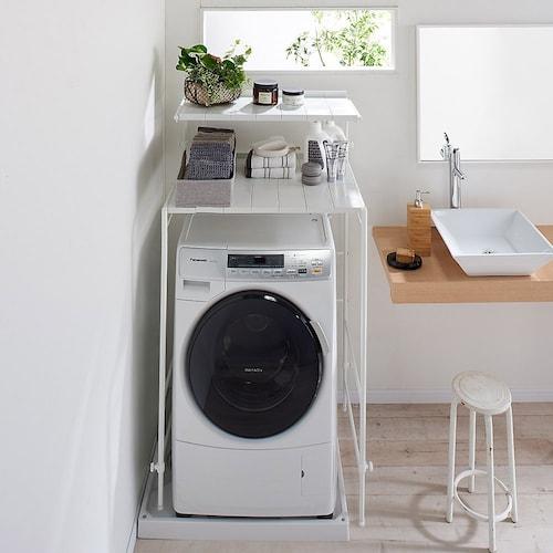 設置方法|洗濯機を動かさずに設置できると手軽