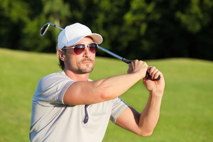 ゴルフ用サングラスのメリット