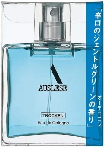 ・メンズ香水初心者にも最適な「オーデコロン」