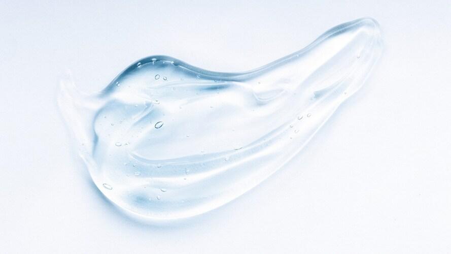 美容液のジェル
