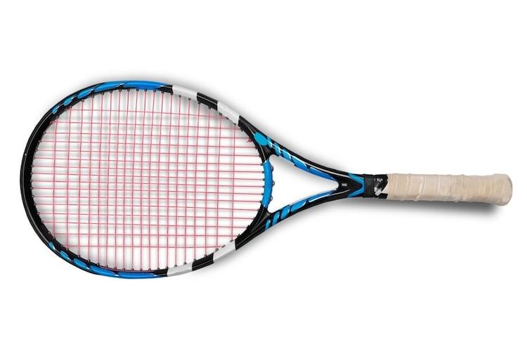 テニスラケットの『黄金スペック』に注目!