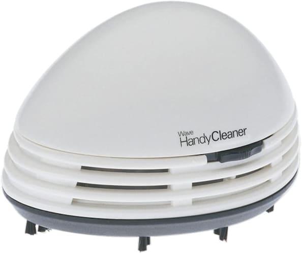 ▼ドーム型:平面の汚れをスピーディーに掃除できる