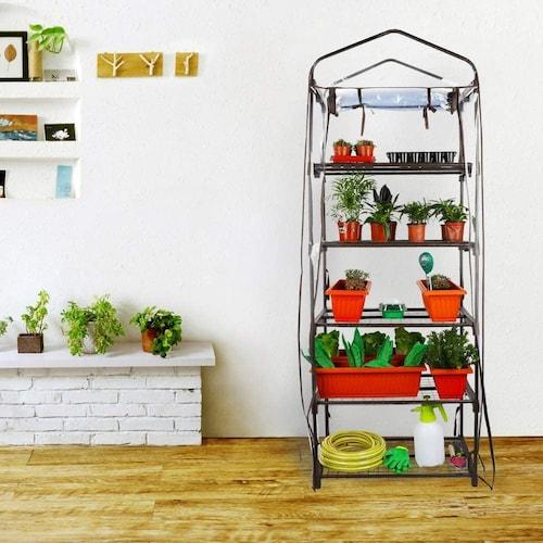 サイズ|設置場所や温室に入れる植物の大きさに合わせる