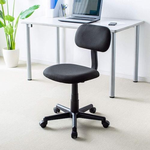 ▼事務回転椅子タイプ:オフィスチェアで最も安価、様々な種類がある