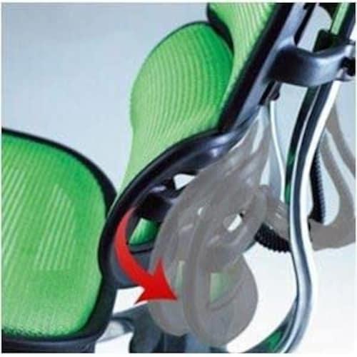 ランバーサポート|腰への負担を軽減