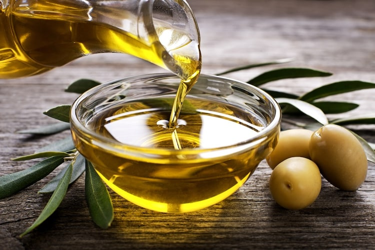▼オリーブオイル漬け:酸化しにくいオレイン酸たっぷり!