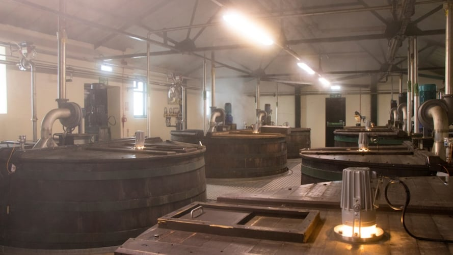 製造工場内